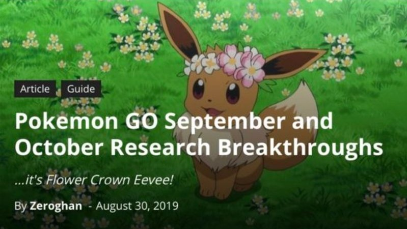Pokemon Go Christmas Boxes.Petition Remove Flower Crown Eevee From Research