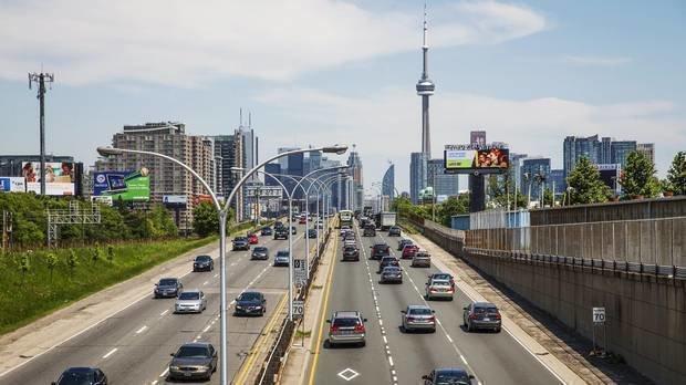 Dvp Closure Gallery: Petition · Honourable : Stop! Toronto Mayor John Tory's