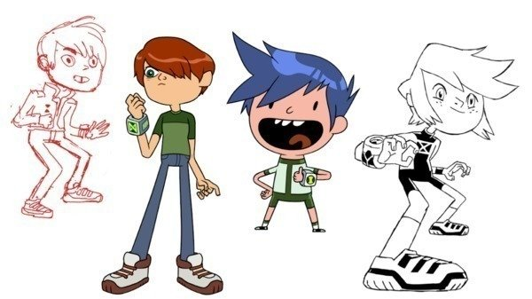 Peticion Cartoon Network Man Of Action Deena Beck Cambiar La Imagen De Ben 10 Reboot Change Org