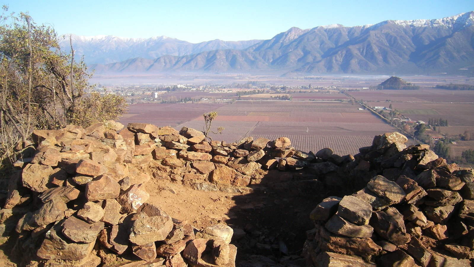 Petition · Restore and protect the Pukara Inca ruins near..