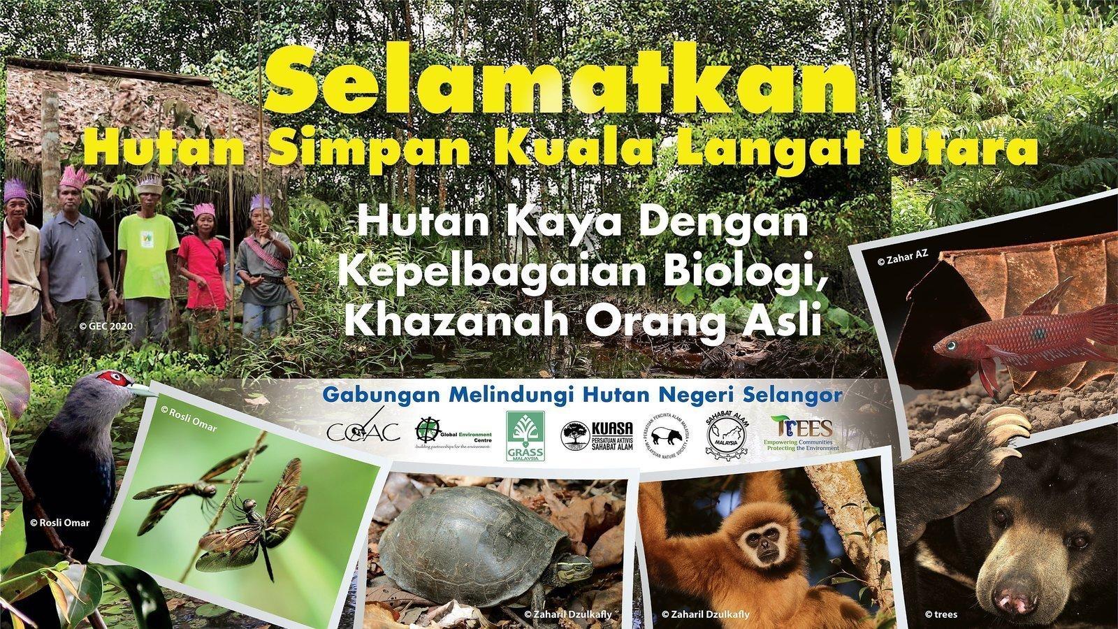 Petition Selamatkan Hutan Simpan Kuala Langat Utara Change Org