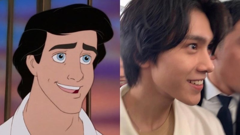 Petition · Give the Prince Eric role to Hendery from WayV for the