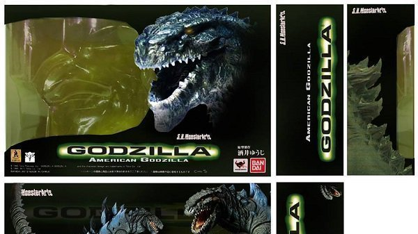 Petition · Make a S H  Monsterarts Zilla / American Godzilla