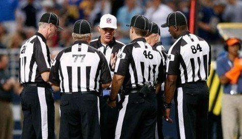 nfl referee lockout ending a relationship