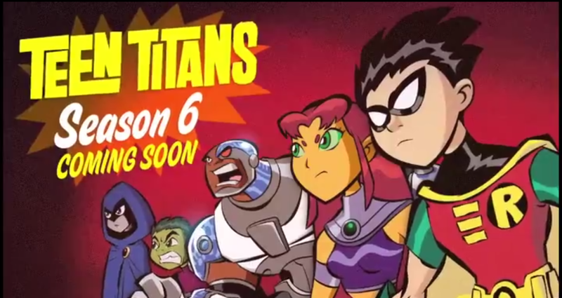 Why Did Teen Titans End
