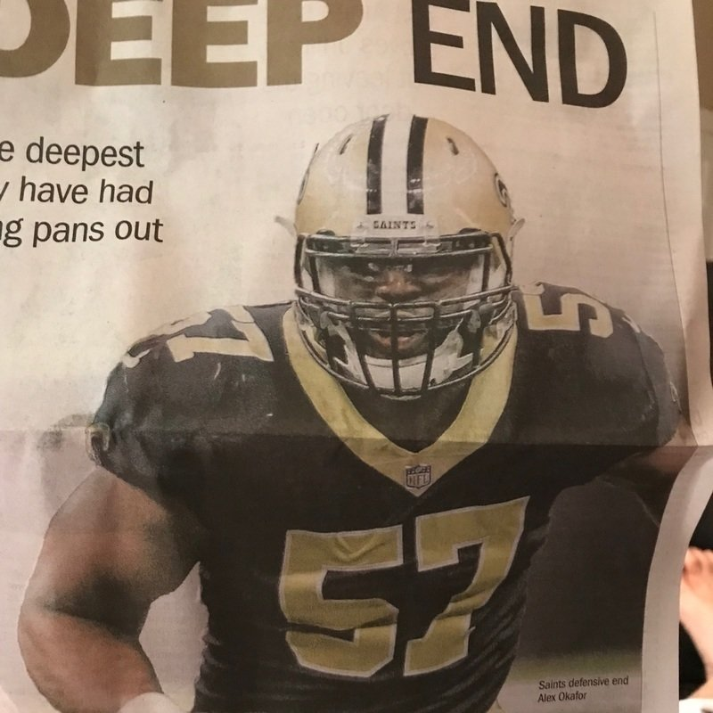 Petition update · Retire   57 Rickey Jackson Jersey - New Orleans Saints ·  Change.org ed6e03c51