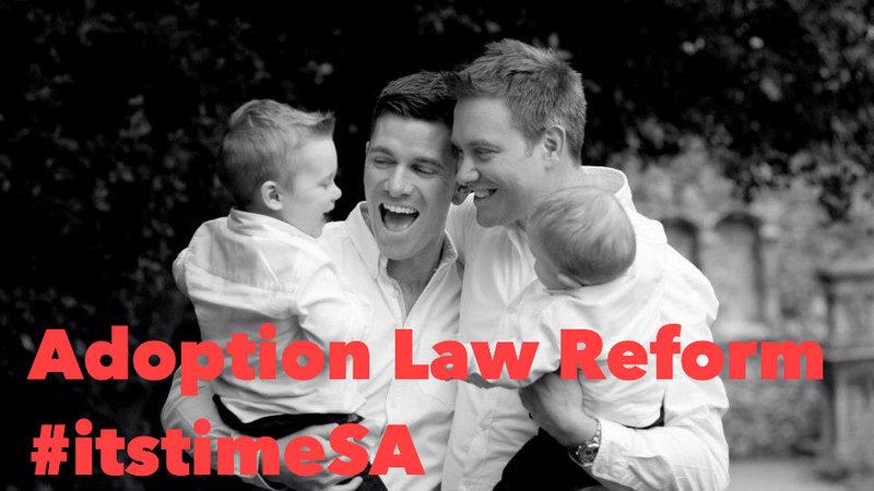 Homosexual adoption australia nsw