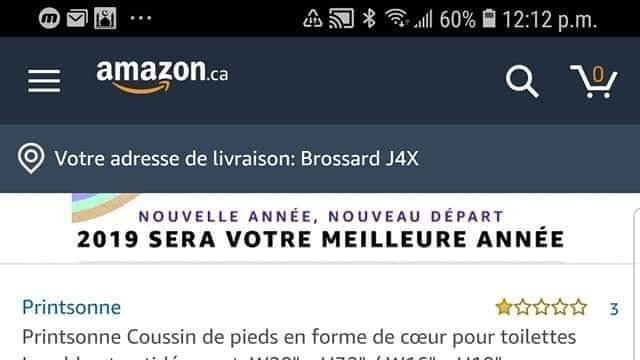 Supporter Comments Amazon Com Petition Contre L Amazone Parce Qu