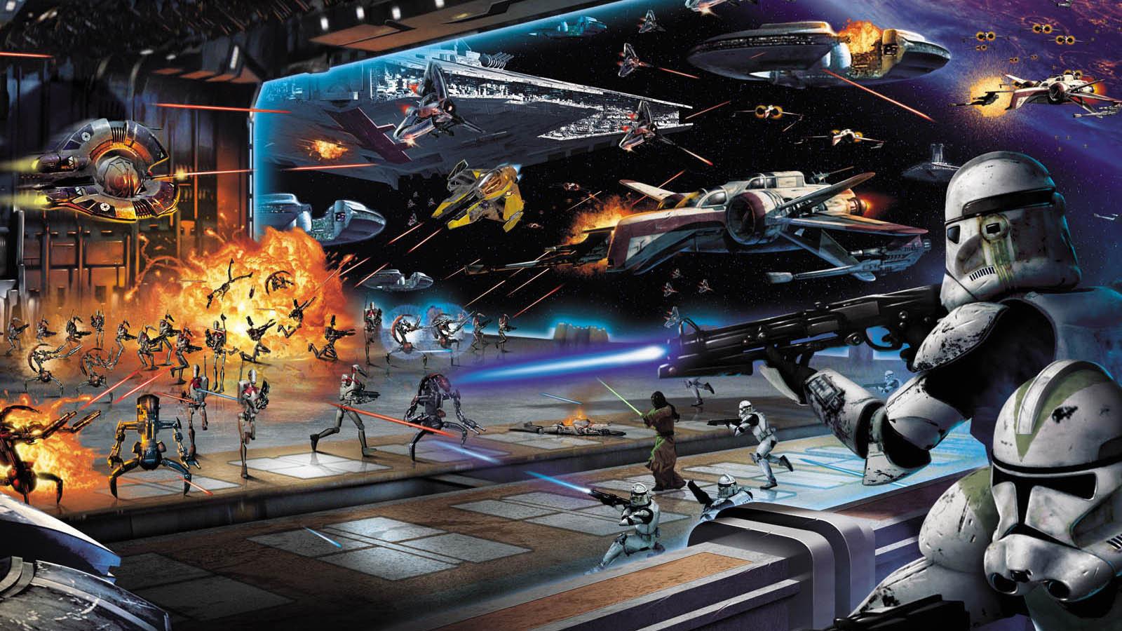 Space Battles Feedback Star Wars Battlefront