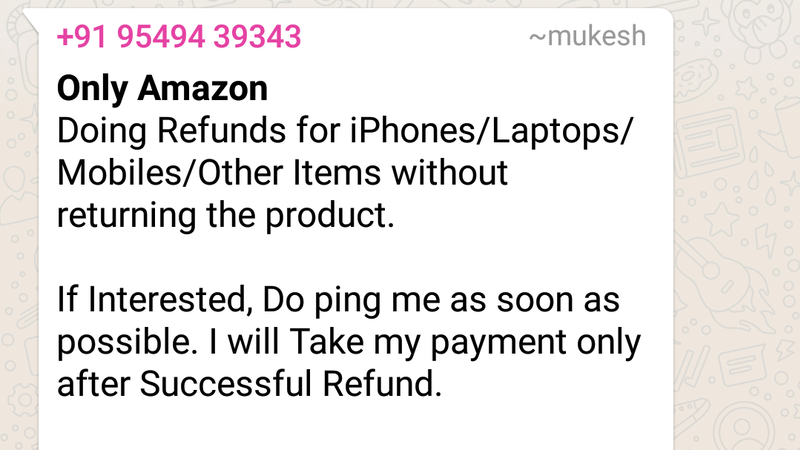 Petition · Amazon: Amazon Refunds & Carding  · Change org