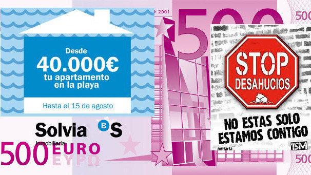 Petici n que con el beneficio de los 500 a las compras for Pisos de bancos en la playa