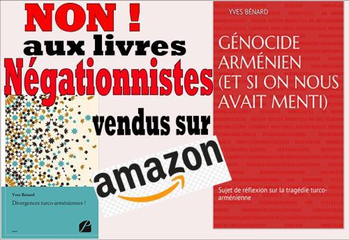 Petition Non Aux Livres Negationnistes Proposes Par Amazon