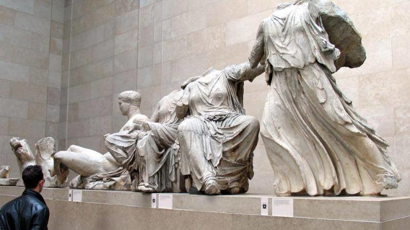 petition british museum return of the elgin marbles to greece