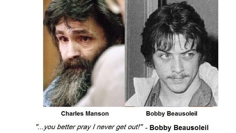 Charles manson release date in Hamilton