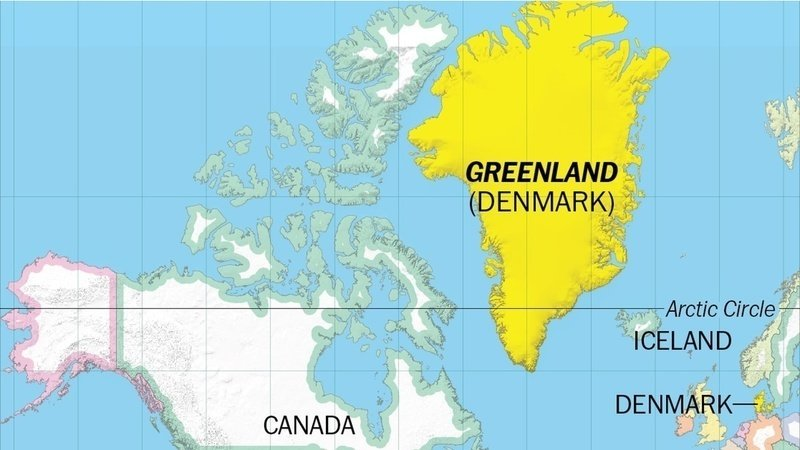 Petition Make Greenland A Continent Change Org