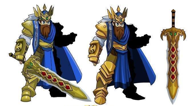 Petition · Adam bohn, Artix Entertainment: Get King Alteons armor in
