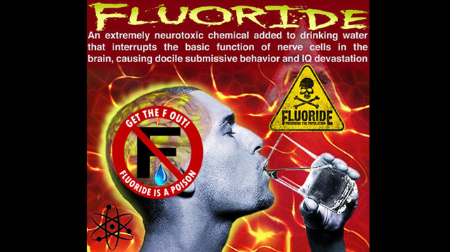 Stop fluoridating water